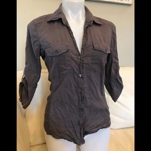 Standard James Perse Grey Top